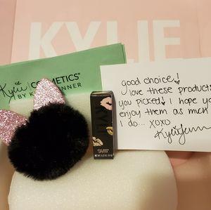 Kylie Cosmetics Angel Cake Creme Lipstick